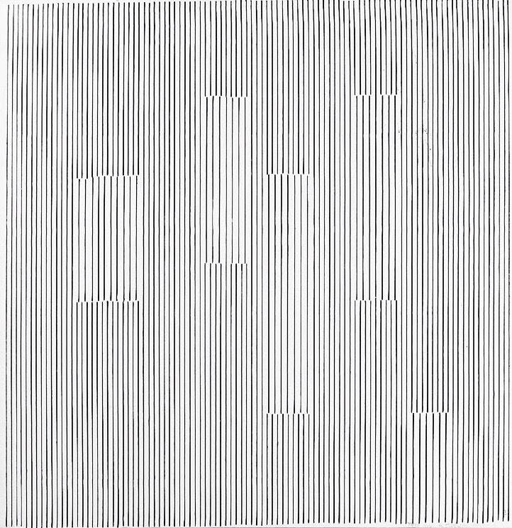 Henryk Stażewski | Kompozycja, 1974/1979