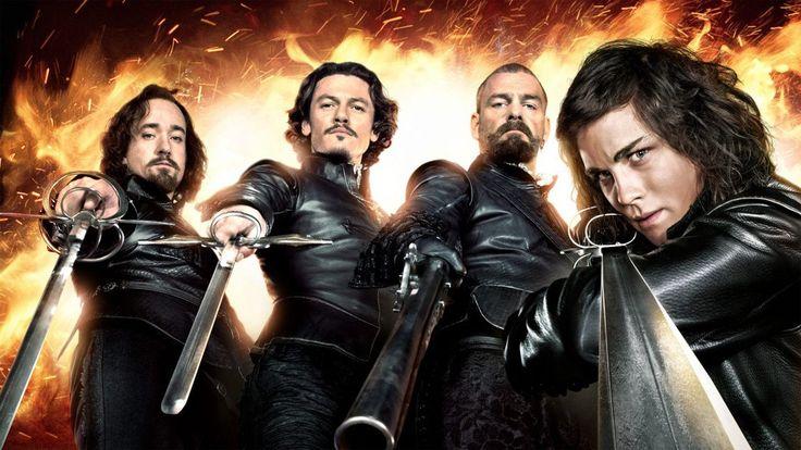 Kết quả hình ảnh cho The Three Musketeers (2011)