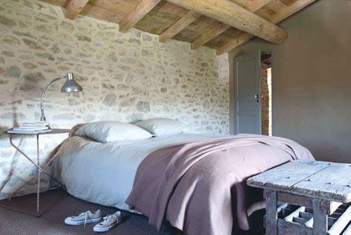 Arredo Casa in Stile Provenzale - camera da letto stile rustico.