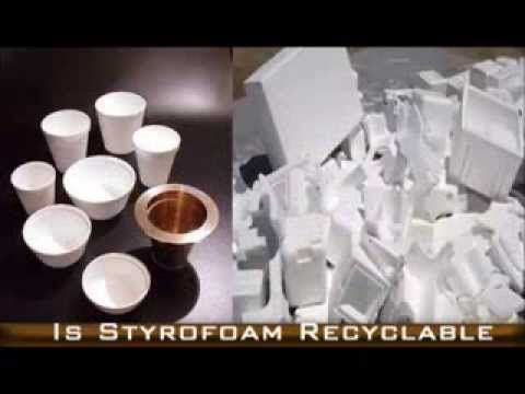 ▶ Styrofoam Recycling -- Some Tips for Recycling Styrofoam. - YouTube
