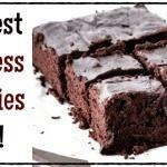 Flourless Brownies Recipe