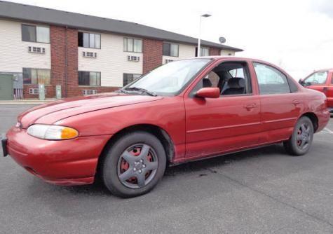 1996 Ford Contour GL - Dirt cheap car for sale under $1000 near Chicago IL
