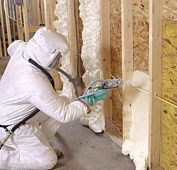 "Homeowners claim spray-in insulation ""remains toxic"""