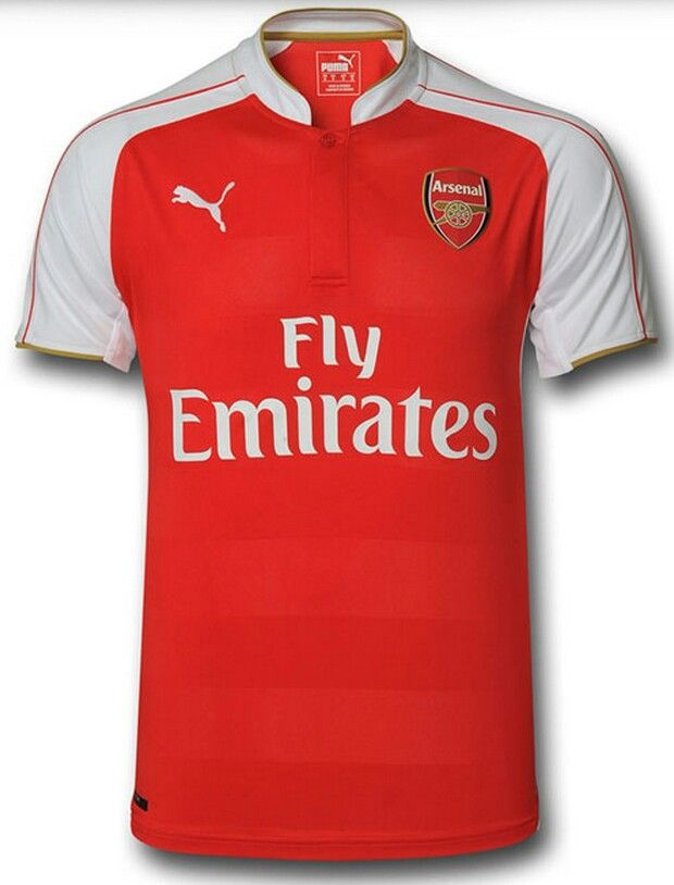 Arsenal Home Kit 2015/16