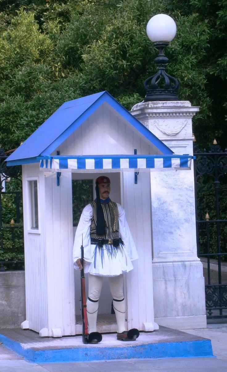 Το Μέγαρο Μαξίμου είναι κτήριο στην Αθήνα στο οποίο στεγάζεται το γραφείο του εκάστοτε πρωθυπουργού της Ελλάδας. Έγινε η πρωθυπουργική έδρα το 1982, με πρωτοβουλία του υπουργού Προεδρίας της Κυβερνήσεως Μένιου Κουτσόγιωργα, και ο πρώτος πρωθυπουργός που εγκαταστάθηκε εκεί ήταν ο Ανδρέας Παπανδρέου. Πριν από το 1982 το γραφείο του πρωθυπουργού βρισκόταν μόνο μέσα στο κτίριο της Βουλής· οι πρωθυπουργοί εξακολουθούν να έχουν γραφείο και στο Κοινοβούλιο, πέρα από το επίσημο στο Μέγαρο.