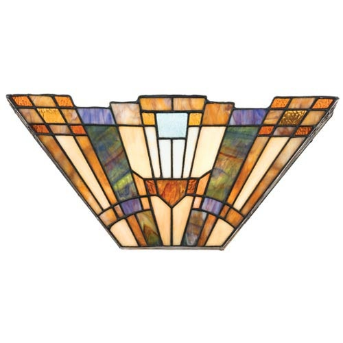 Wall Sconces Stained Glass : 12 best images about stained glass wall sconce on Pinterest Washer, White walls and Lamps