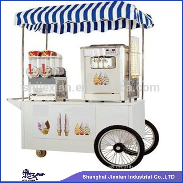 Ice Cream Cart Business