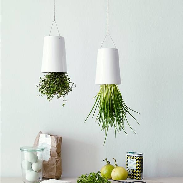hanging upside down planter by thelittleboysroom | notonthehighstreet.com