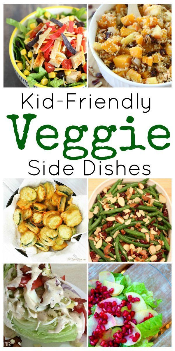 514 best cooking with and for kids images on pinterest baby delicious kid friendly vegetable side dishes forumfinder