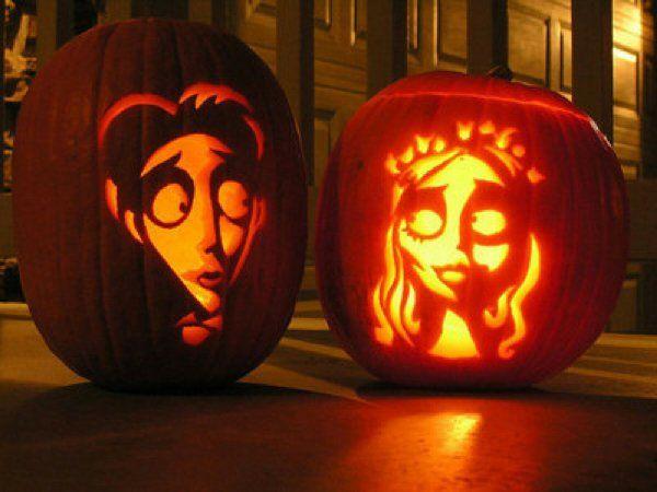 Creative Halloween Pumpkin Carving - 50+ Creative Pumpkin Carving Ideas  <3 <3