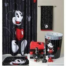 Decoración de baños con Mickey Mouse