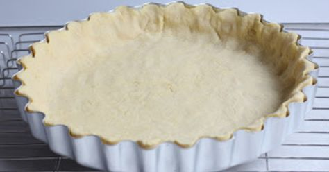 Detta grundrecept till glutenfri pajdeg passar bra till olika matpajer. Jag tycker att det är kul att det innehåller andra mjölsorter än en glutenfri mjölmix, vilket ger det en annan smak