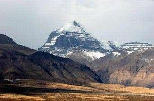 Earth's 7th Chakra - Mt KailasTibet