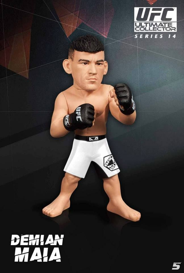 Round 5 Demian Maia UFC Ultimate Collector Series 14 Figure Preview at http://www.fighterstyle.com/round-5-demian-maia-ufc-ultimate-collector-series-14-figure-preview/
