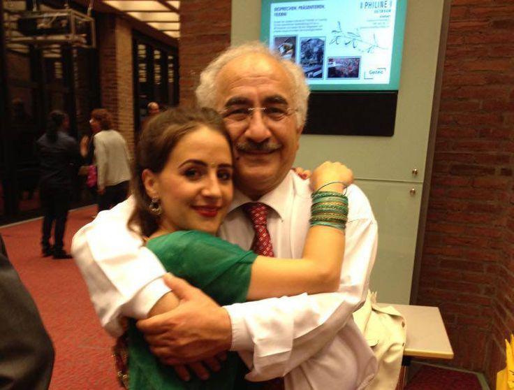 kurdish people kurdistan Yekta Uzunoglu se svojí dcerou