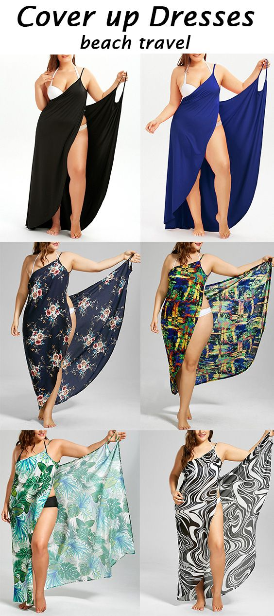 cover up dress in Plus Size