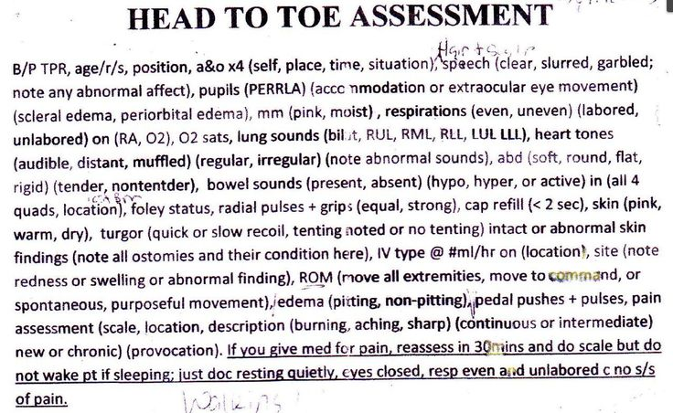 head to toe assessment documentation http://allnurses.com/attachment.php?attachmentid=12287&d=1360684094