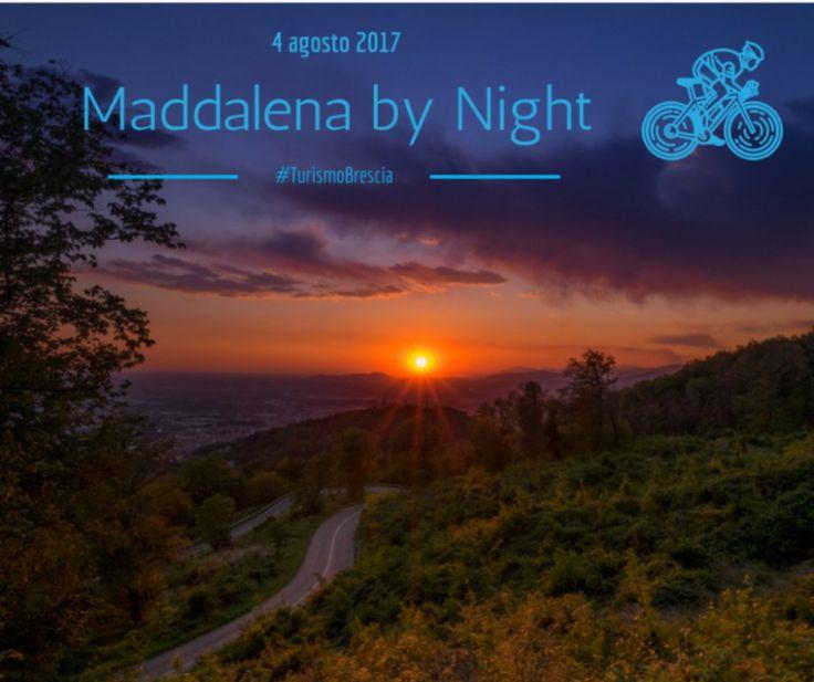 """""""Maddalena by Night"""" torna con l'edizione 2017 per la quarta volta venerdì 4 agosto, in occasione della notte di luna piena, e avrà inizio alle 20 per i podisti e i camminatori, con un itinerario che parte dall'Antica Birreria Wührer e arriva alla Chiesa Santa Maria Maddalena. Alle 20.30 prenderanno il via i ciclisti con un itinerario leggermente diverso e più lungo, ma sempre con partenza dall'Antica Birreria Wührer. Per tutti a"""