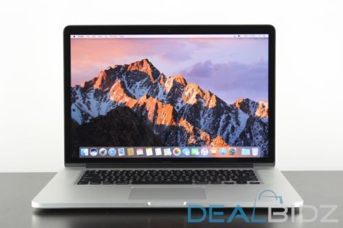 MACBOOK PRO RETINA MID 2015 15 2.8GHz i7 16GB RAM 512GB SSD APPLECARE