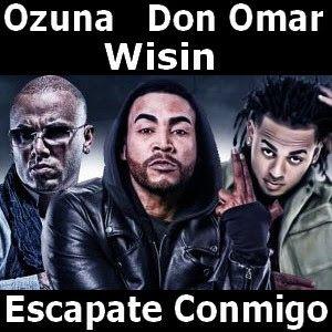 Acordes D Canciones: Ozuna - Escapate Conmigo ft. Don Omar & Wisin