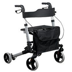 Spry Sport Rollator Walker - RL-A42012 by Spry. $218.95. Spry Sport Rollator Walker The Spry Sport Rollator Walker is a deluxe personal mobility and accessibility aid designed to provide an effective and sta