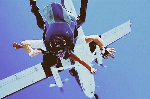 Adventure   skydiving   Sebastian florida   WisConcierge