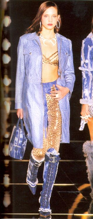 John Galliano for Christian Dior Fall-Winter 2000 Ready To Wear