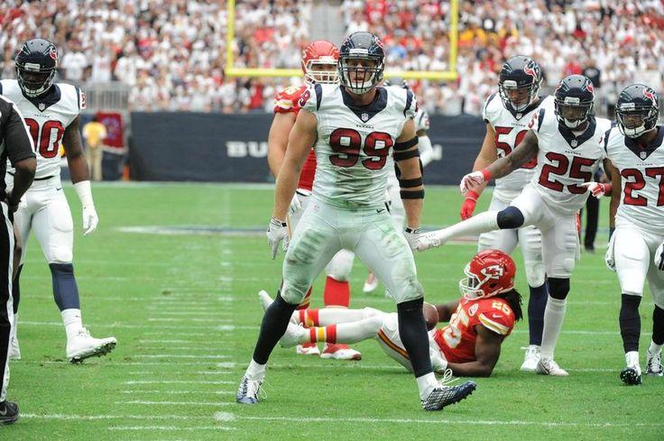 Game: Chiefs vs. Texans
