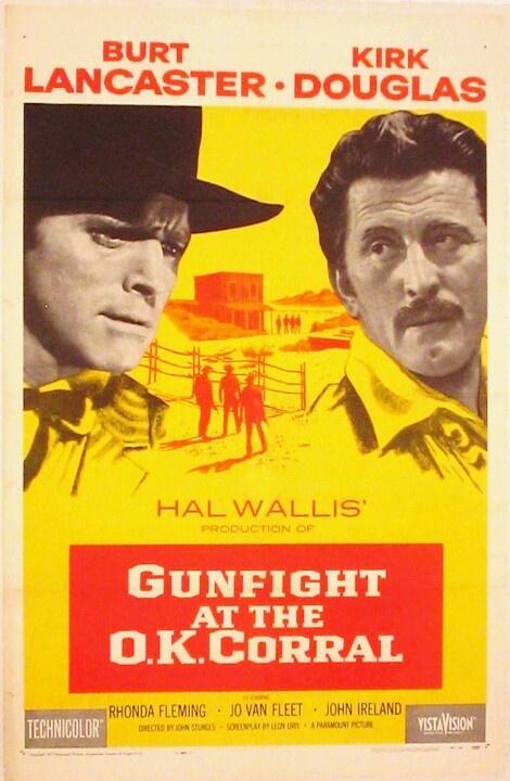 1957 - Duelo de titanes (Gunfight at the OK Corral) - John Sturges