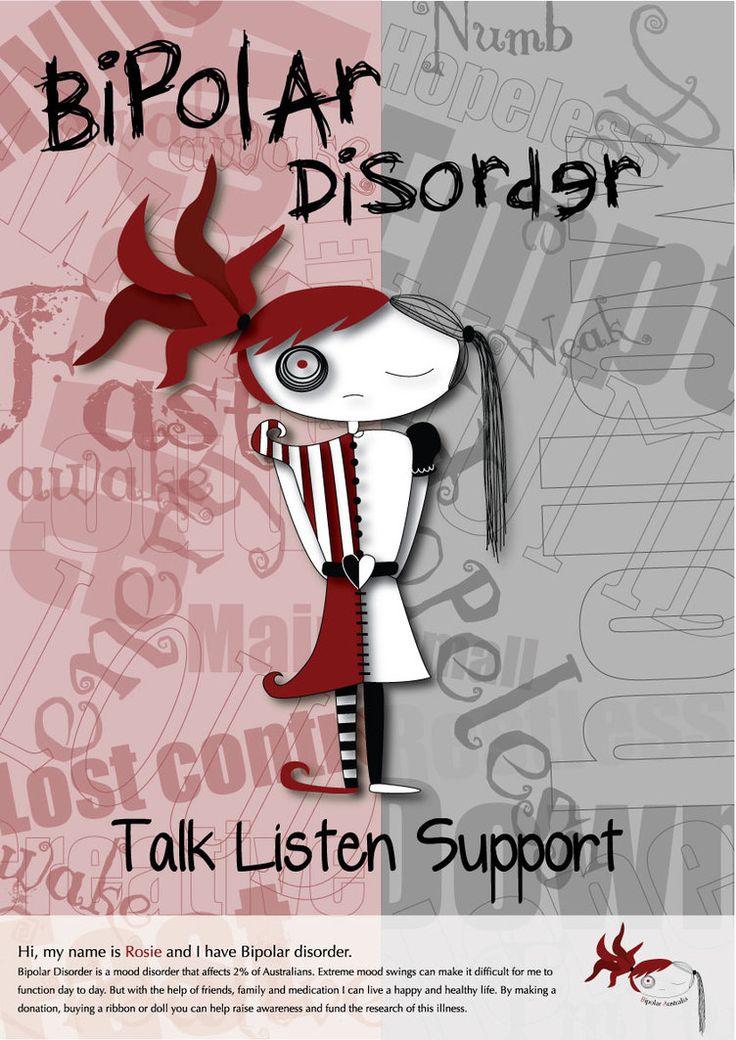 Bipolar Disorder Poster by ~Kitteh-88 on deviantART