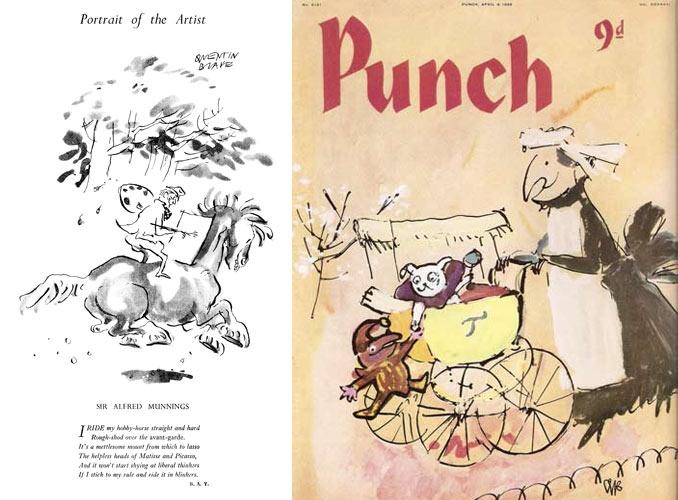 Punch Magazine, March 1954