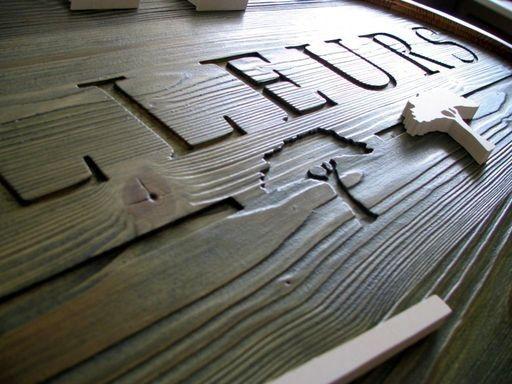 atelier signea enseignes bois gravure bois signaletique enseigne totem decoupe cnc. Black Bedroom Furniture Sets. Home Design Ideas