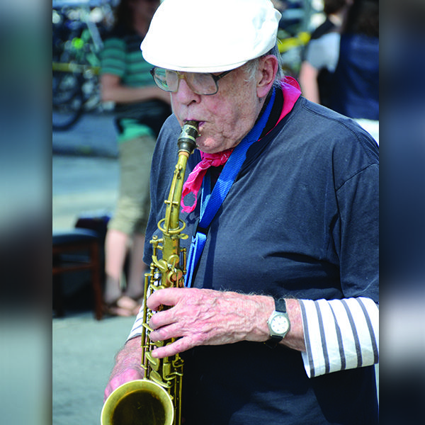 Steve the mad saxophonist entrancing guests at a street festival!  #saxophone #TheImperialOPA #Circus #Atlanta #OPA #AtlantaCircus ------------- #1 rated entertainment booking company in GA!   Contact us today and lets make unforgettable events together!