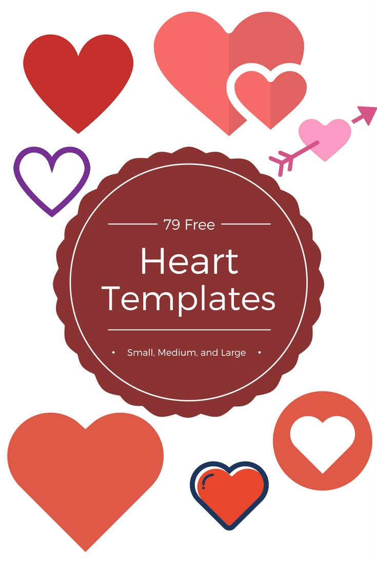 Uncategorized Valentine Stencils 192 best valentines day images on pinterest 83 free printable heart templates and stencils
