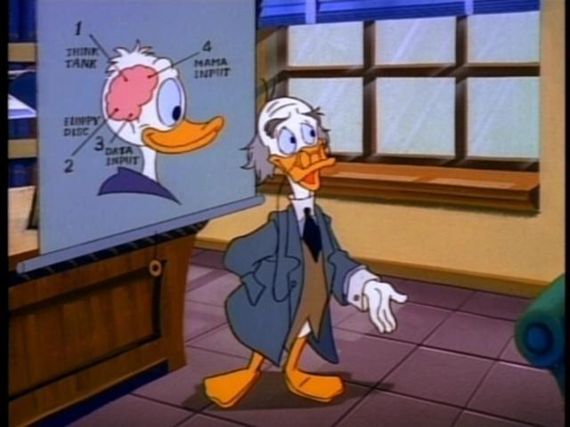 Ludwig Von Drake - DisneyWiki