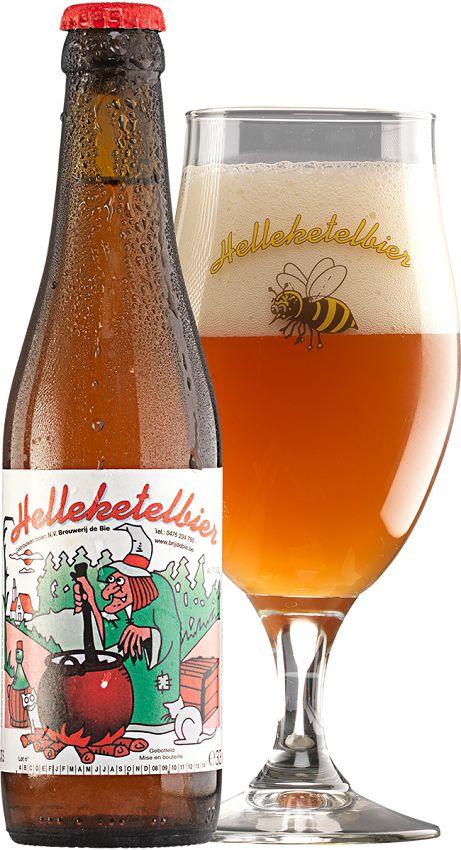 Helleketelbier, Belgian Ale 7% ABV (Brouwerij de Bie, Bélgica) [Micromalta 2014]
