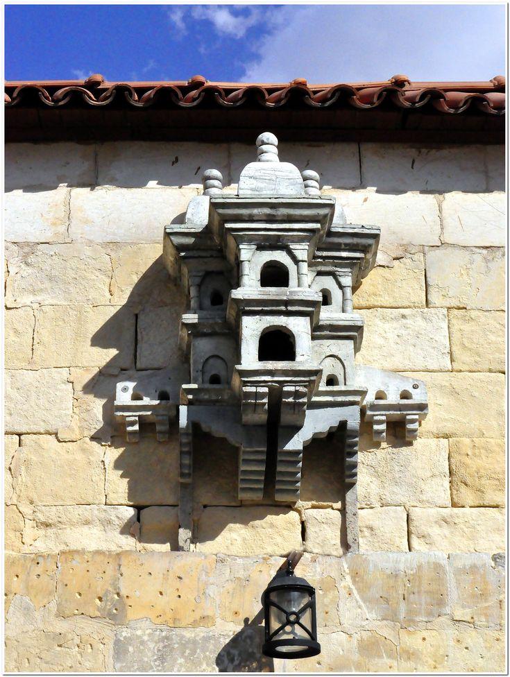 Birds Palace, Mardin a city in Southeast Turkey.