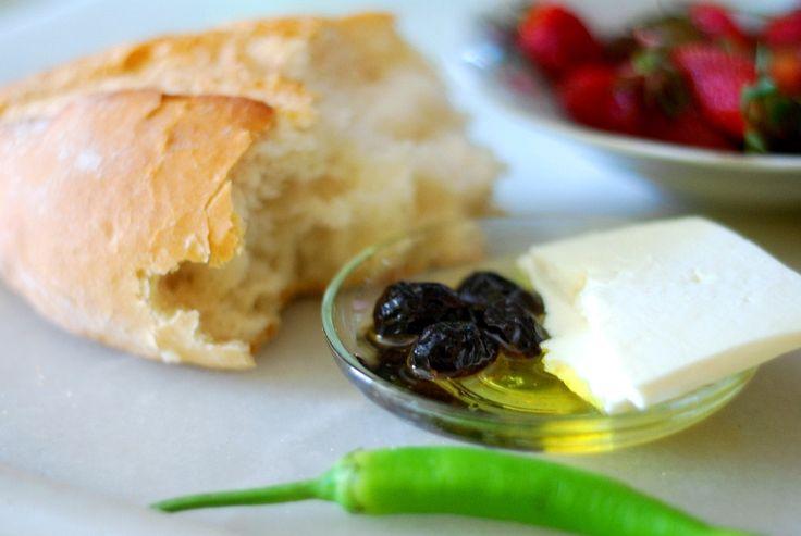 Кухня турецких тетушек - Türk kahvaltısı / Турецкий завтрак