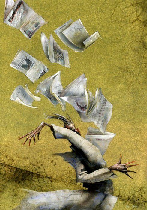 Roger Olmos #art #illustration