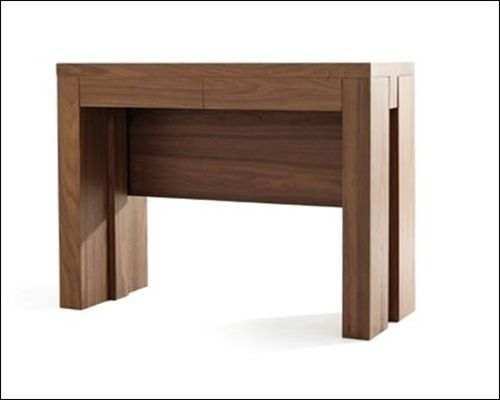 10 best mesas plegables para salon images on pinterest folding tables console table and chairs - Mesa consola ikea ...