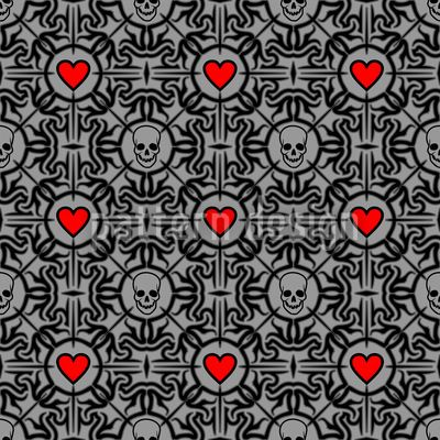 Liebestod by Sergio Delunardo available for download as a vector file on patterndesigns.com