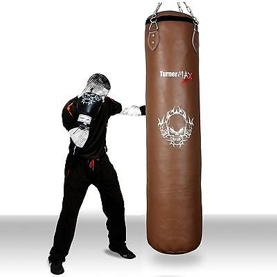 Turnermax #genuine #cowhide leather boxing punch bag heavy punch bag #natural,  View more on the LINK: 	http://www.zeppy.io/product/gb/2/112186026333/