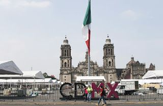 La Morgue Noticias: Desorden Inmobiliario en la Ciudad de México