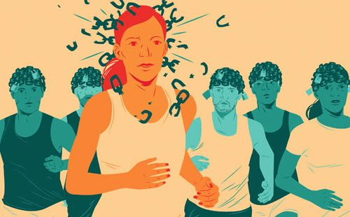 Mindfulness for Athletes - Harnessing brain research to enhance performance. By Alex Hutchinson