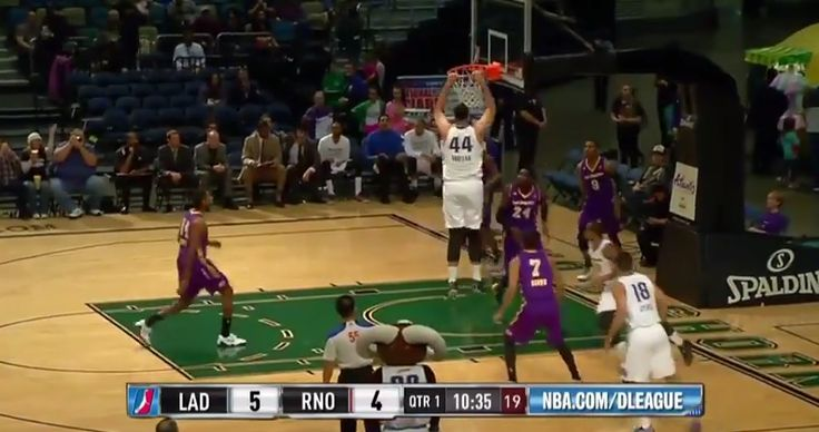 7-5 Center Sim Bhullar Notches Triple-Double in D-League (VIDEO): February 24, 2015, 6:00 am