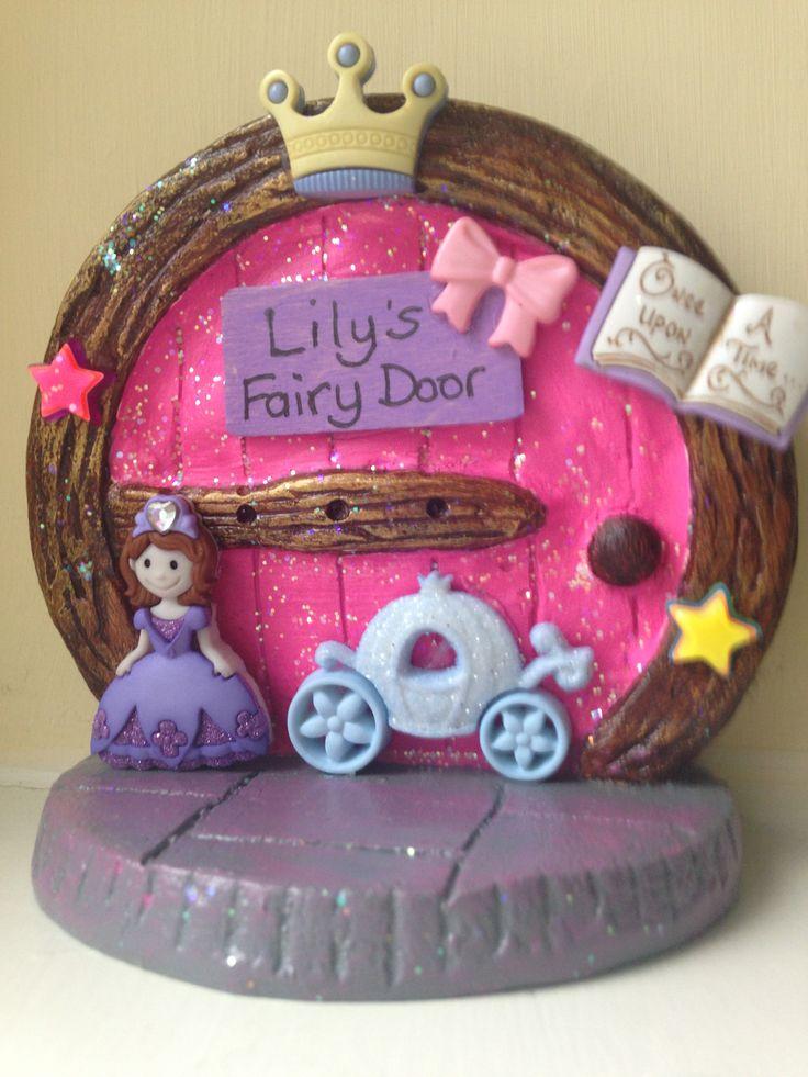 Princess Fairy Door