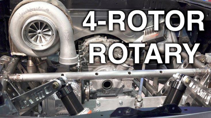 Rotary Engine Cars Diagram Di 2020  Dengan Gambar