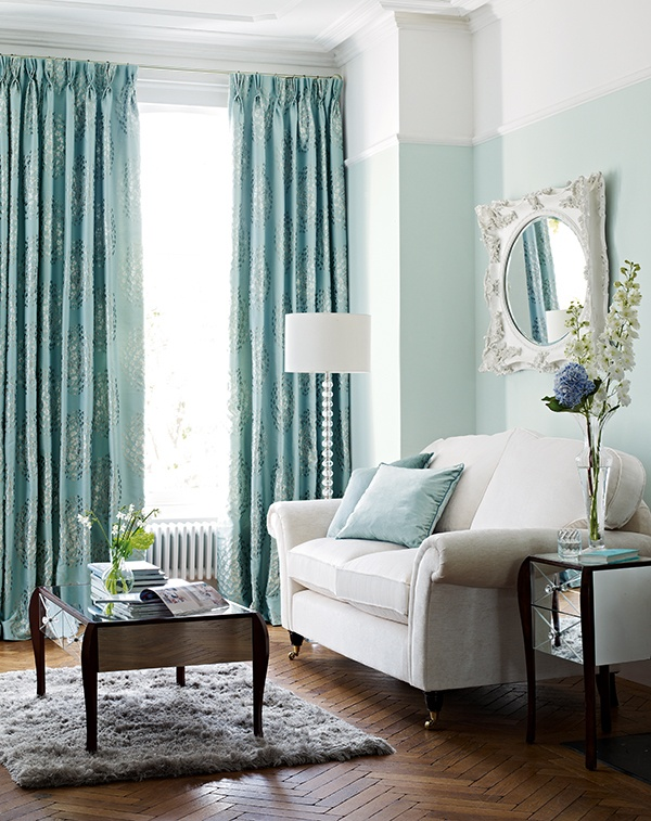 From The Laura Ashley Shades Of Blue Collection