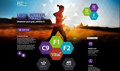 1 cleans your digestive system  2 kickstart with c9  3 continue with fit 1 30 day programme 4 continue with fit 2 30 day programme That's it  You've changes your eating habits You've changed your thinking  Now get the results