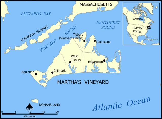 Martha's Vineyard Insider's Vacation Guide:  Things to Do on Martha's Vineyard, Places to See, Historical Sites, Photos, Recommended Restaurants and Sightseeing